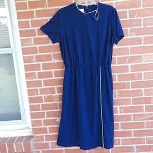 Vintage Kay Windsor dress, 1X